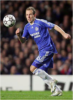 Arjen Robben (Chelsea)