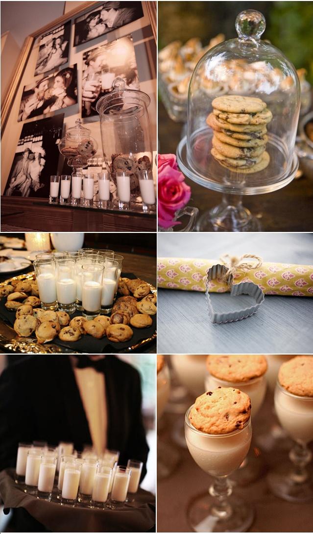 Stefan Sisters: Milk & Cookies // Wedding Favors