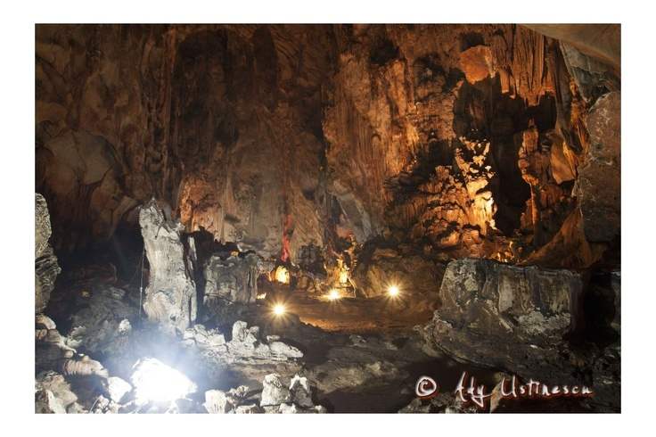 Tub Tao Cave, North of Thailand, a must see place.