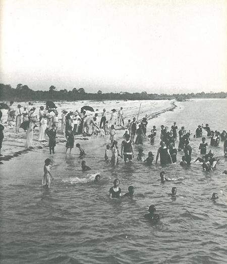 Vintage Sarasota: Siesta Beach, Early 1900s | Blogs | SarasotaMagazine.com