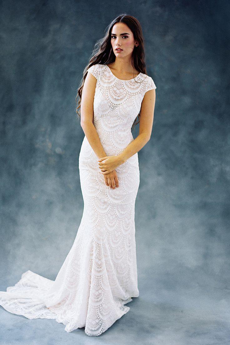 14 best Wilderly images on Pinterest | Short wedding gowns, Wedding ...