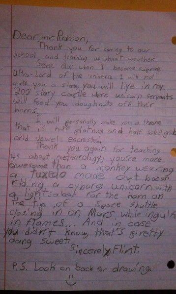 This kid is mental...