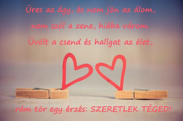 rövid szerelmes idézetek képekkel szerelmes idézetek4 | Place card holders, Life quotes, True quotes