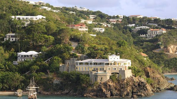 St. Thomas...no passport required to the Virgin Islands
