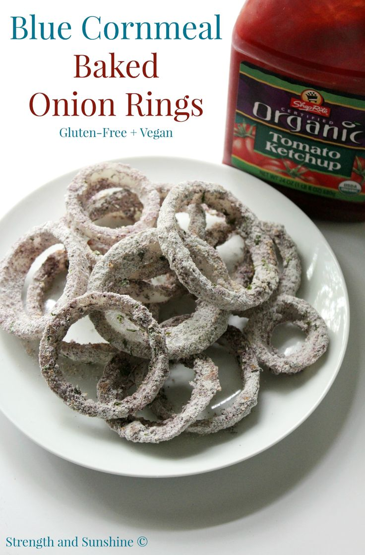 ... on Pinterest | Onion rings, Bloomin onion and Baked onion rings