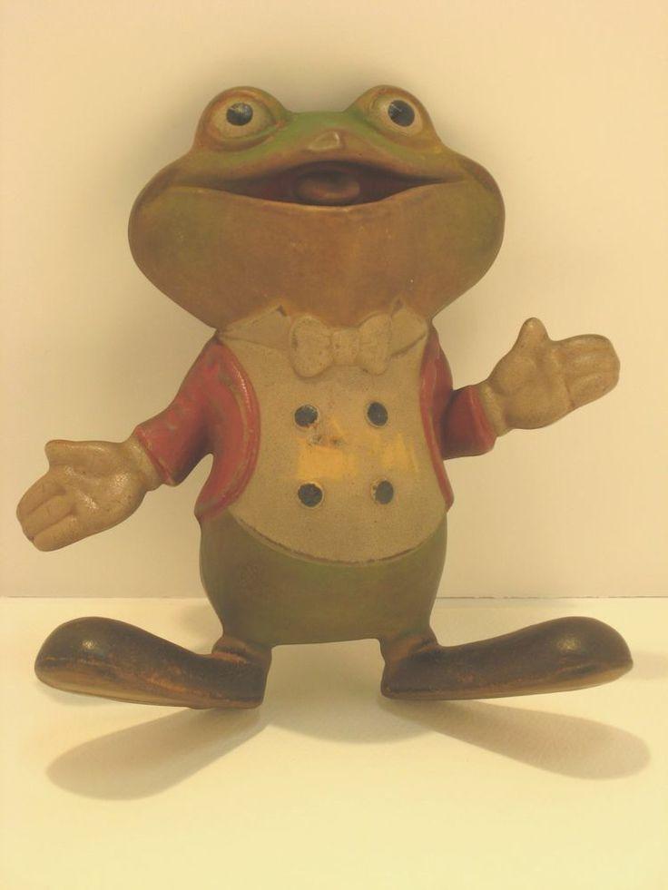131 best vintage rubber animals images on Pinterest | Old fashioned ...