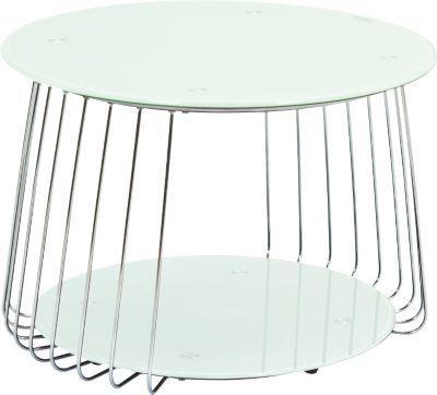 Link&acutes Couchtisch Riva weiss 70 cm Glas Jetzt bestellen unter: https://moebel.ladendirekt.de/wohnzimmer/tische/couchtische/?uid=afda1c9d-f6c7-50e2-8562-28b8607dc292&utm_source=pinterest&utm_medium=pin&utm_campaign=boards #wohnzimmer #couchtische #tische Bild Quelle: plus.de