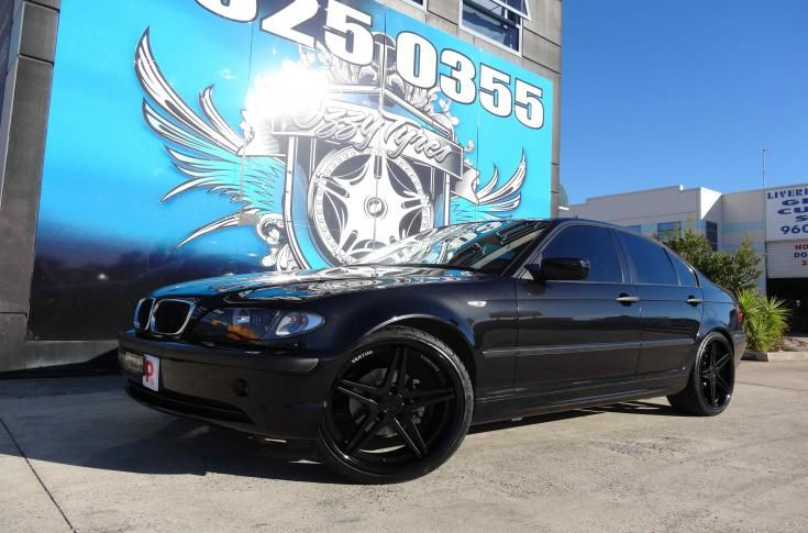BMW 318i Rims & Mag Wheels