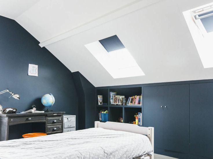 17 meilleures id es propos de hall d 39 entr e bleu sur pinterest boiser - Visualiser peinture dans une piece ...