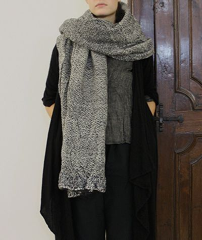 Daniela Gregis washed shawl
