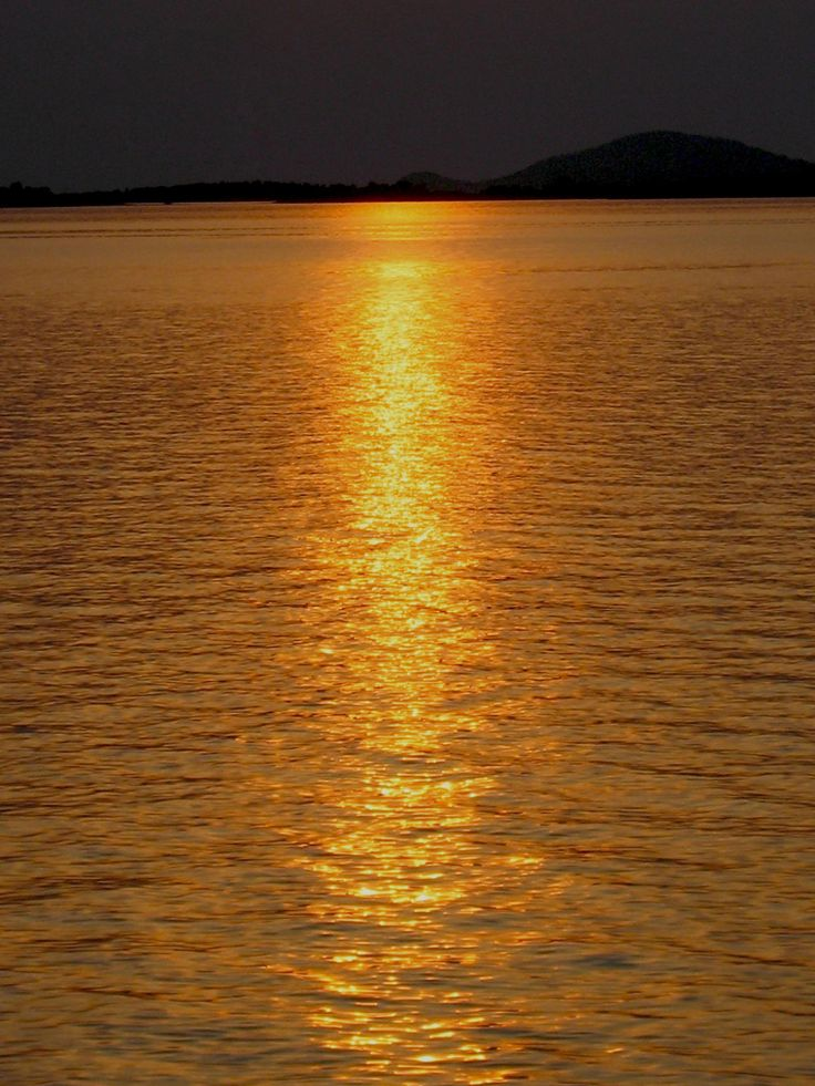 Golden Sunset by Maria  Vincentios on 500px