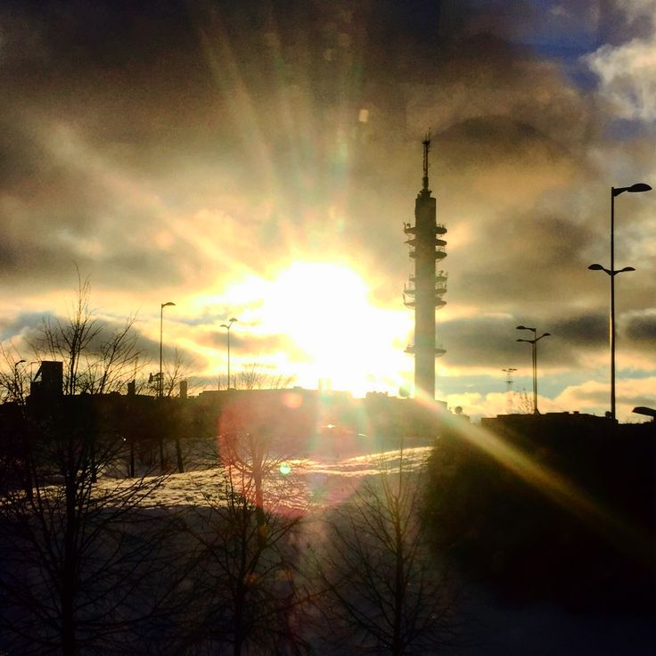 Pasila, Yle Tower, Nowember 2016, Finland