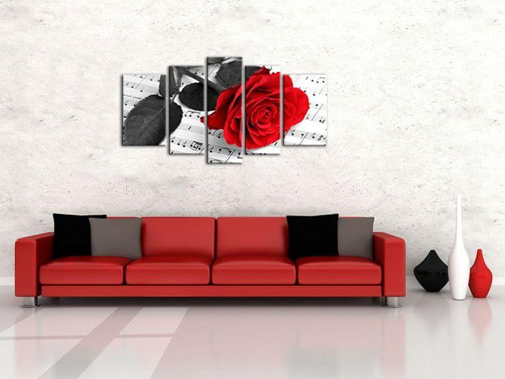37 best tableau fleurs images on pinterest canvases for Fleur pas chere a planter