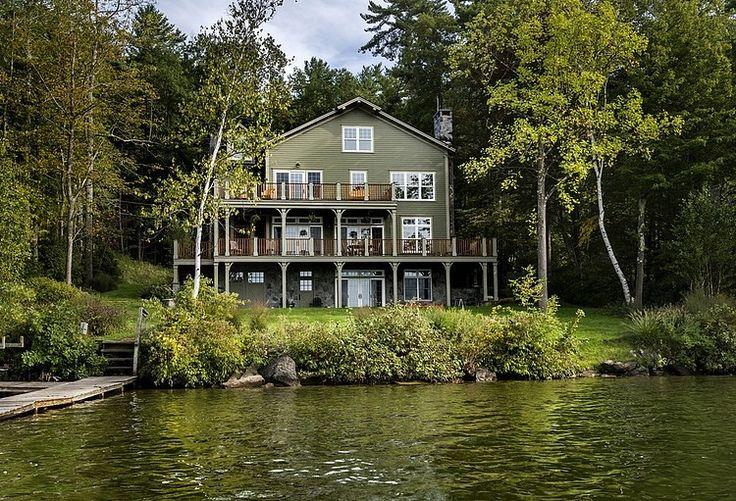 En Güzel Göl Evleri