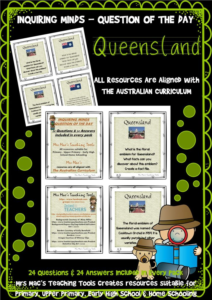 The 193 best dbt australian year 6 teaching resources and ideas queensland australia inquiring minds question of the day australian history geography emblems flags politics fandeluxe Gallery