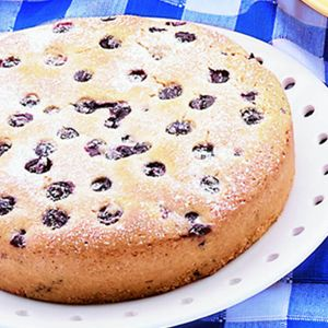Huckleberry Cake #cake