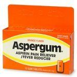 teacher: kristy are you chewing gum?              me: yes. but it is aspergum -i have a headache ;)