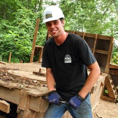 Tay Whiteside Of Black Dog Salvage In Roanoke Va