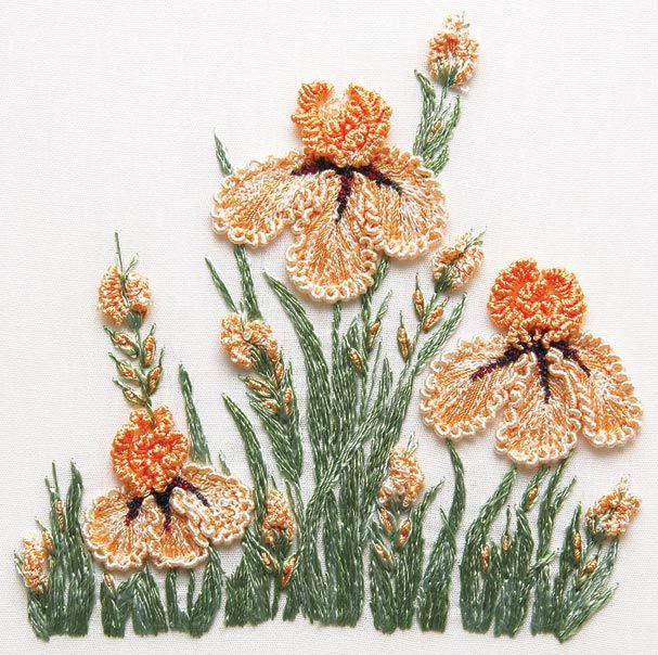 Iris Patch Design by EdMar