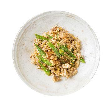 オクラのチャンプルーの作り方・レシピ | 暮らし上手
