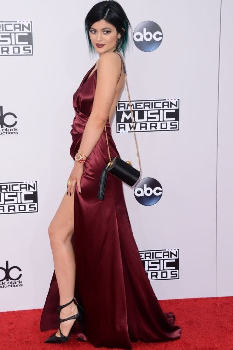 Kylie Jenner Wears Alexandre Vaulthier At The American Music Awards, 2014