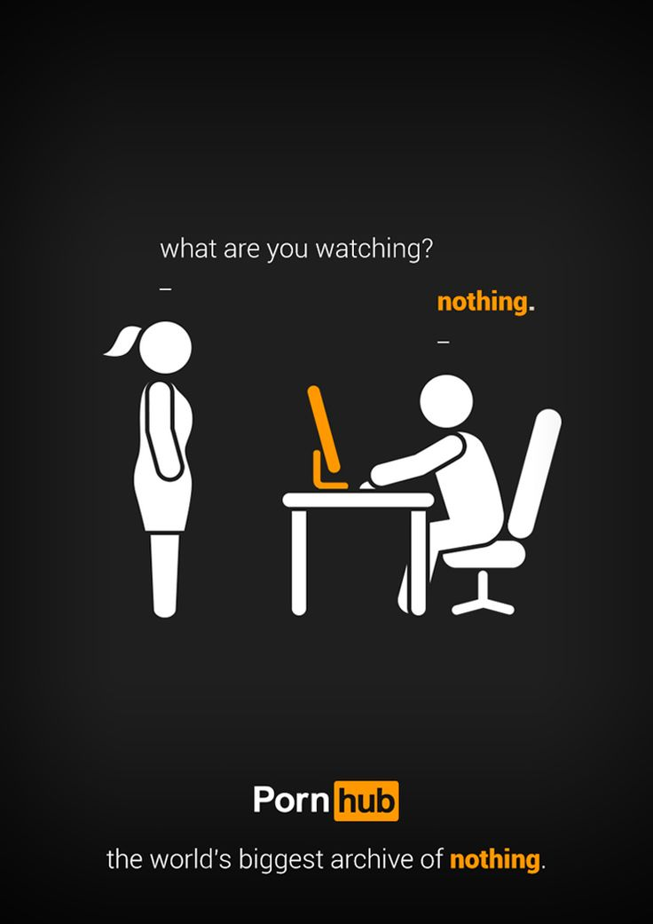Go to the source because this is a hilarious series of press advertising from pornhub, cheekily implying all sorts of stuff and because of this its much more funny.