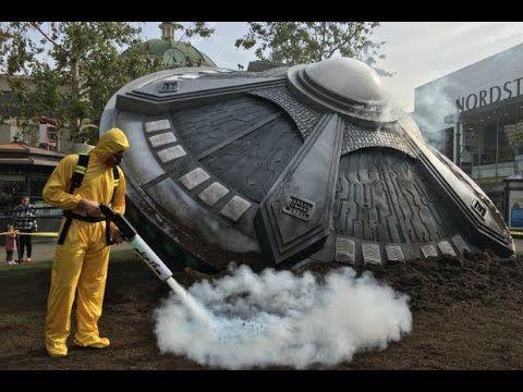 Dowody na istnienie UFO - film dokumentalny - YouTube