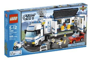 Lego City Police Mobile Set and/or other Lego City Sets