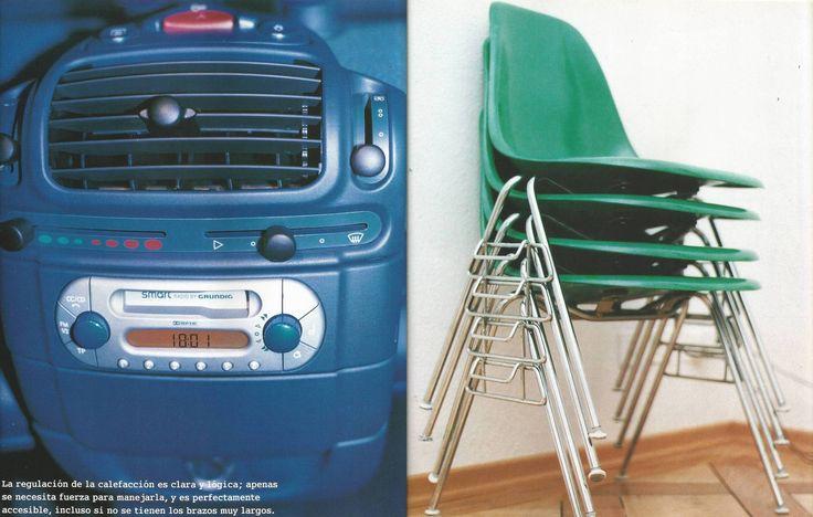consola central extracto del libro promocional smart reduce to the max 1998 smart city. Black Bedroom Furniture Sets. Home Design Ideas
