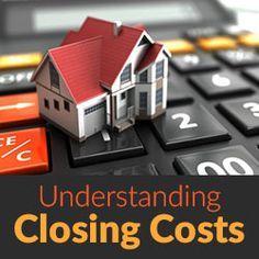 Real Estate - Understanding Closing Costs