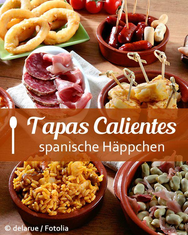 Holá! Die kleinen Appetithäppchen aus Spanien sind der perfekte Snack für laue Sommerabende: Tapas! Kalt wie warm ein Genuss.