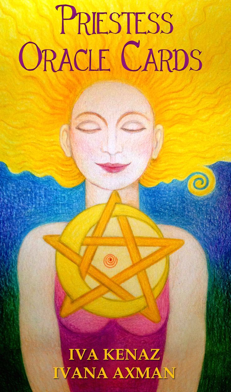 FREE Online Priestess Oracle: http://www.ivakenaz.com/p/blog-page.html