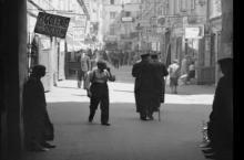 Warszawa, ul. Nalewki 15. 1934 r. Fot. Willem van de Poll/Kolekcja Narodowego Archiwum Królestwa Niderlandów