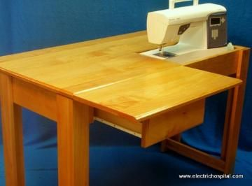 Quilt N Sew Table