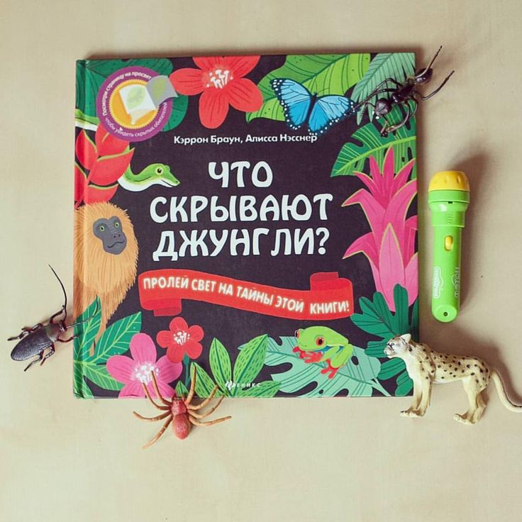 """#ЧитаемКниги__all4mammy За обзор спасибо Алене @lucistaya 🌺🌺🌺 - """"Столько раз я читала отзывы на эту серию книг от @phoenix_book, но руки так и не доходили заказать, а тут мы получили ее в подарок 🎁😃. Казалось бы, чем может удивить и увлечь малыша-непоседу обыкновенная, на первый взгляд, тематическая познавательная книжка (я бы даже сказала - мини-энциклопедия)? Создателям серии """"Читаем с фонариком!"""" удалось даже больше - создать эффект волшебства 💫💫💫 и превратить чтение в игру-исс..."""