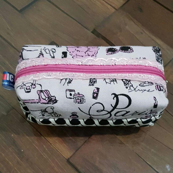 #pencilcase #canvaspencilcase #pinkpencilcase #lacepencilcase #pinklacepencilcase #parispencilcase