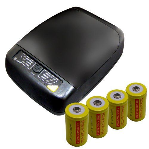 Includes 4 ni cd d batteries by hitech 49 00 this hitech