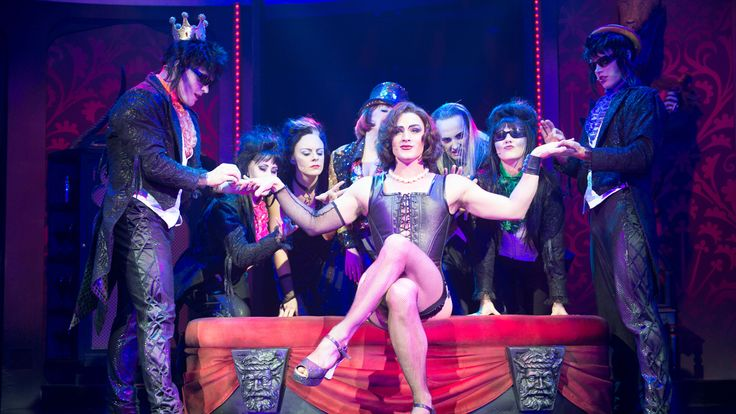 The new British Rocky Horror Show, coming out of London's Playhouse Theatre, is set for a U.K. tour kicking offthis […]