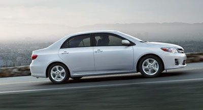 Used Toyota Corolla Models Offer Great Features and Fuel Economy
