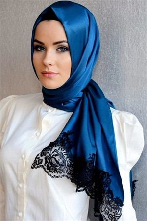 The Muslim females who are firm at wearing Hijab consider wearing them even on their wedding day.