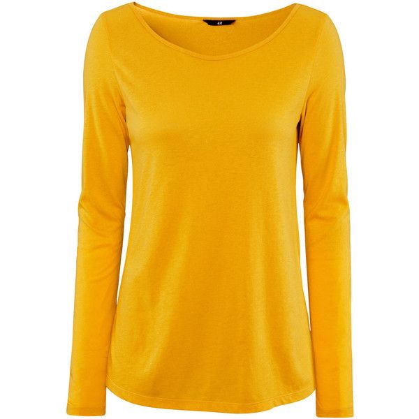 1000 Ideas About Yellow Long Sleeve Shirt On Pinterest