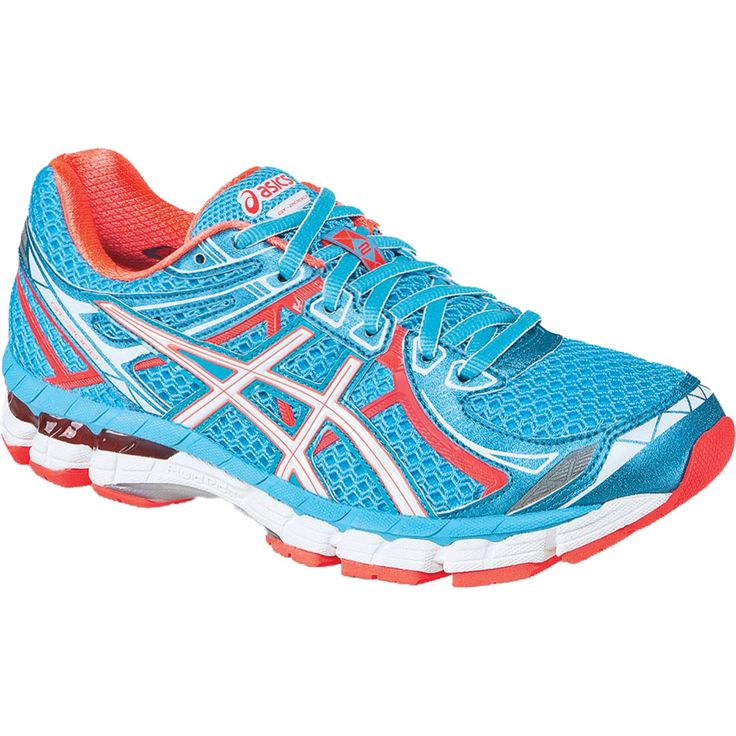Stand out in these comfy Asics!  The GT-2000 is engineered with premium features like Guidance Trusstic. Benefits those with mild to moderate overpronators over any distance. | Cherokee 4 Less