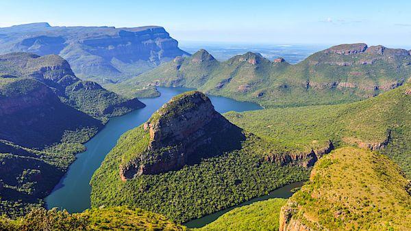 """Sedm nejúžasnějších míst Jižní Afriky: Vyhlídka z""""božího okna""""…"""