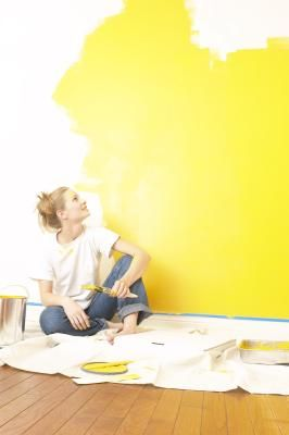 A bold, bright yellow is definitely an impact color when decorating your home. But while the shade is definitely striking, it can often be a little too stimulating in a calm, peaceful space like a ...