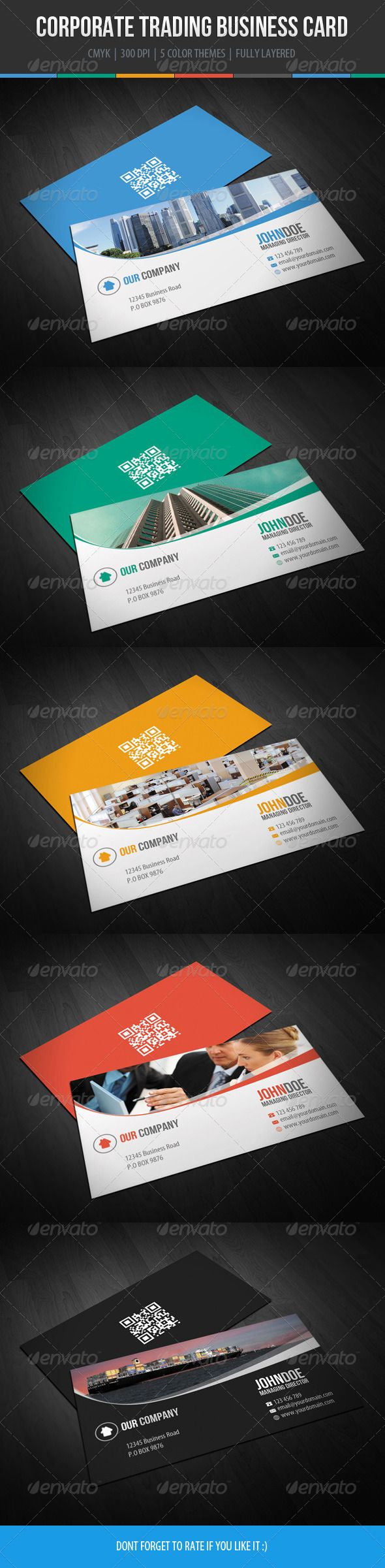 87 best print templates images on pinterest print templates font corporate trading business card design reheart Gallery