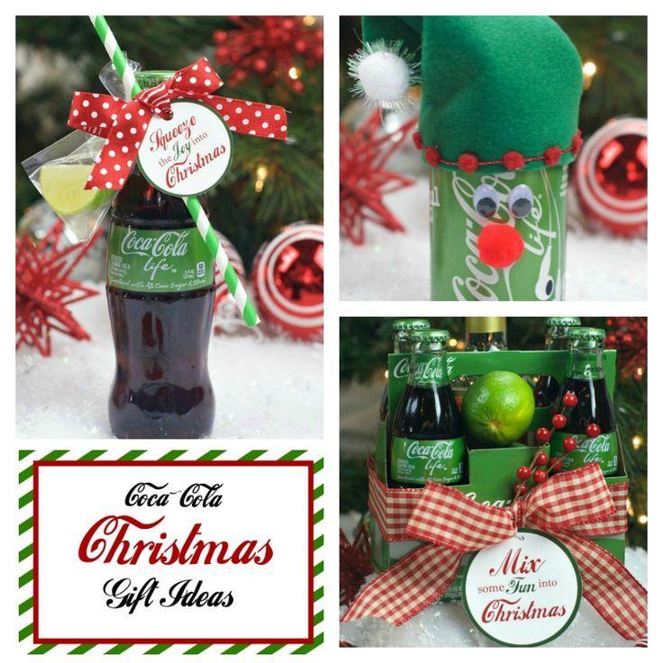 Meine Güte, diese Coca-Cola-Weihnachtsgeschenkideen sind fast zu ...