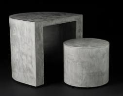 concrete furniture - Google keresés