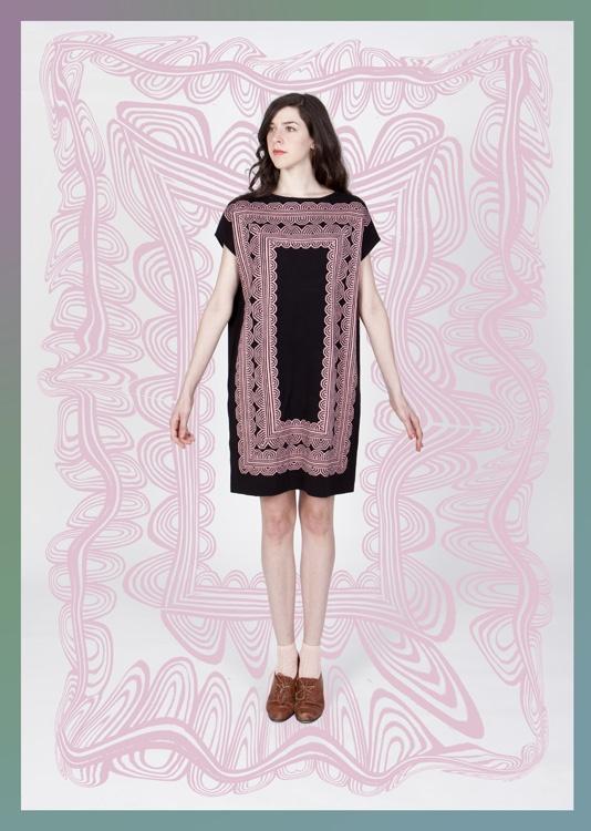 Naïf: vestido de La Casita de Wendy