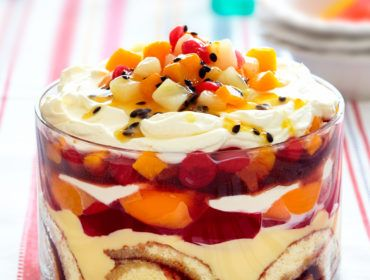 Very Fruity Trifle