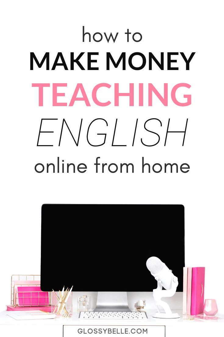 How To Make Up To 22 Hour By Teaching English Online At Home Teaching English Online English Online Teaching English